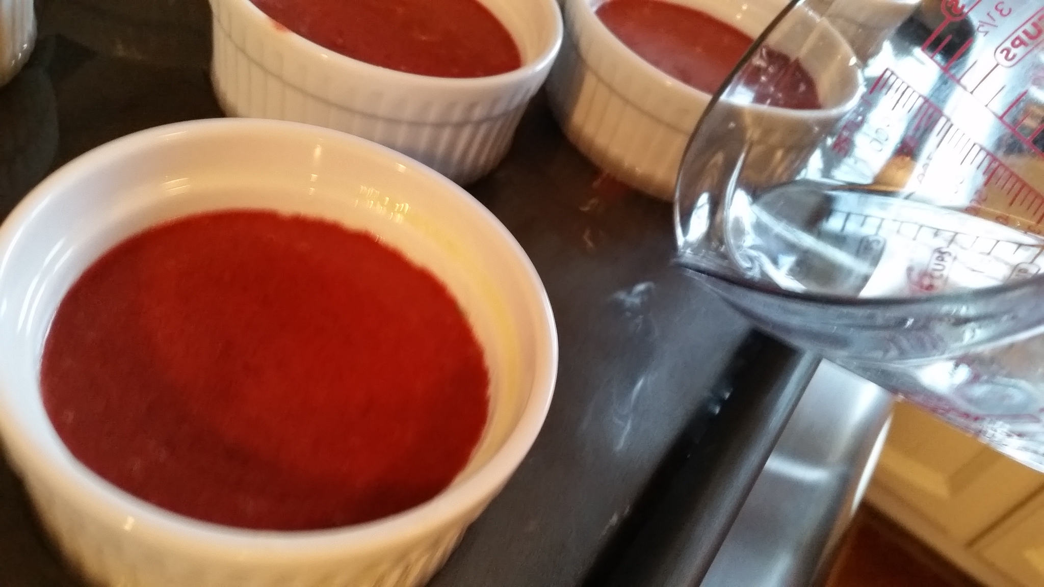 Фото как готовить суфле из